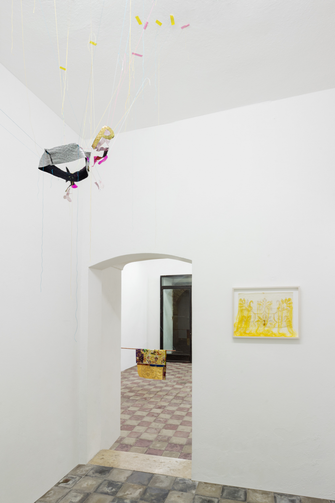 Ruben Montini, This is all I have to offer (exhibition view). Ph. Ela Bialkowska - OKNOstudio. Courtesy of the artist